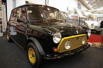 Mini 1000 JPS special edition