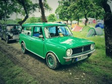 Gorgeous Mini Clubman estate