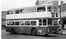 They suffered from major tyre and suspension wear - Just look at the front wheel castor angle on this laden bus.