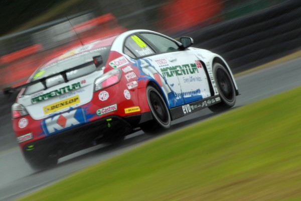 Sam Tordoff, MG KX Momentum Racing, FP2, Croft, 2013