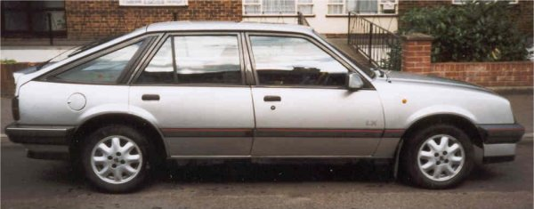 Take a Cavalier and add some alloys and a red stripe, call it the LX and Voila! - Instant hit!