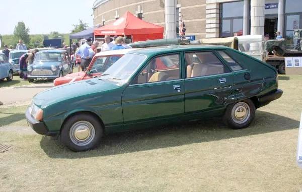 Triumph SD2