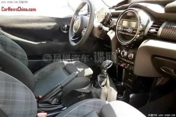 MINI F56 interior (2)