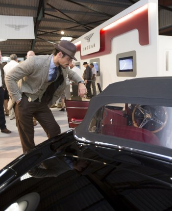 Jaguar Cars Goodwood Revival 20130012