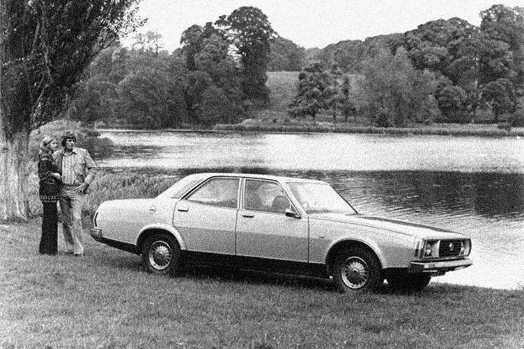 The Cars : Leyland P76 Development Story