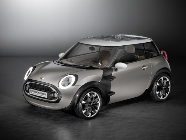 More MINIs probably won't mean ythe addition of a Rocketman-like model to the range,