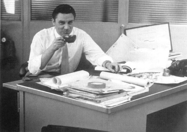 David Bache in 1963