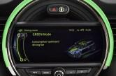 MINI Cooper S in GREEN mode