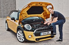 MINI gets in on the Woollarding craze