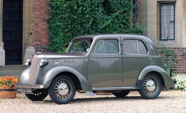 Vauxhall 10HP