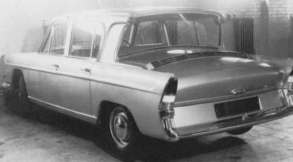 ERA prototype was worryingly un-BMC...