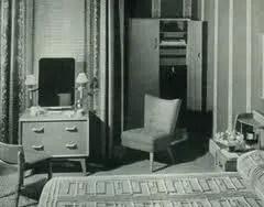 1950s room
