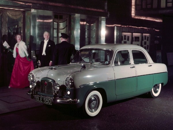 A Zephyr Mk1 in all of its glory!