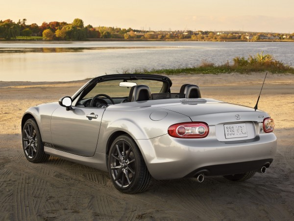 What MG needs to build is a rival to the Mazda MX-5 if it wants to return convincingly to the USA