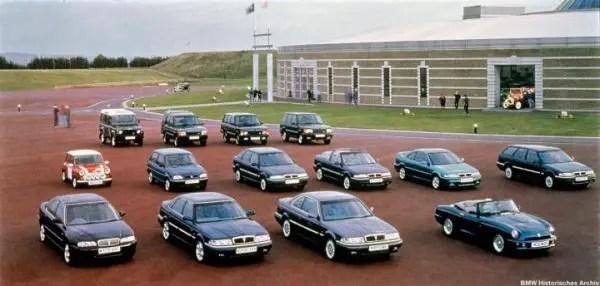 Rover Range