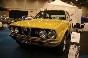 Unrestored, 1st owner Alfetta