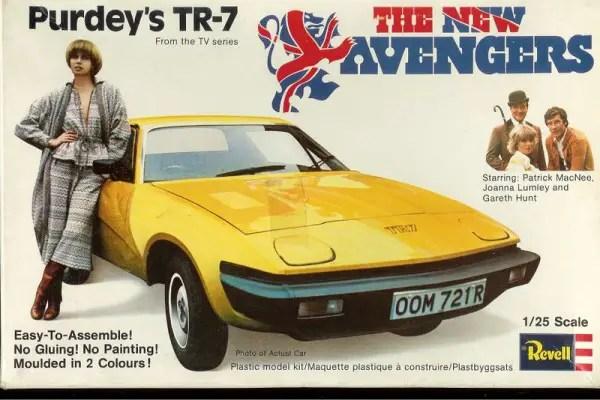 Purdy's TR7