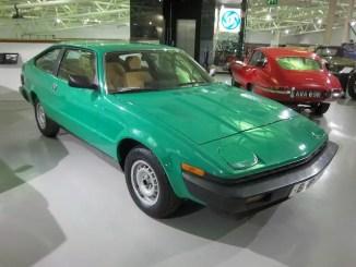 Triumph Lynx