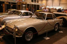 One of two Triumph Italia on show