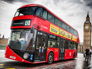 New Bus for London - Picture TfL