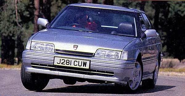 Rover 800 Turbo