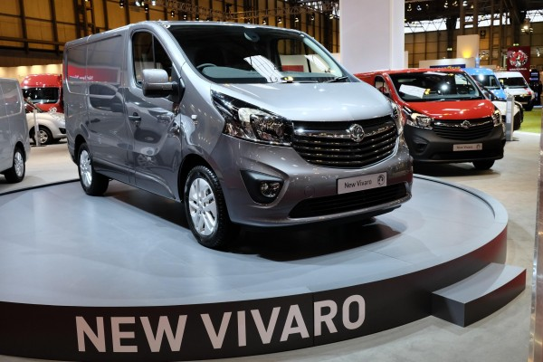 Can Vauxhall sell shedloads of the new Vivaro to the Royal Mail?