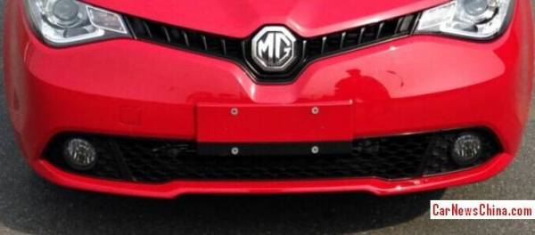 MG5 - Car News China (2)