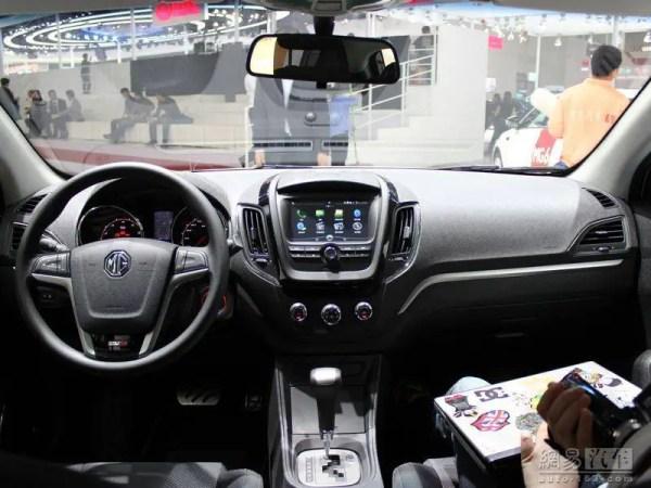 MG5 - Car News China (4)