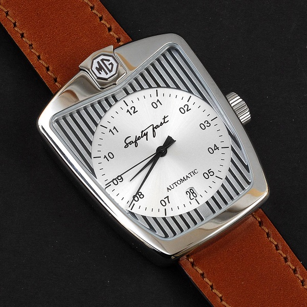 Motoring Classics MeisterSinger MG watch