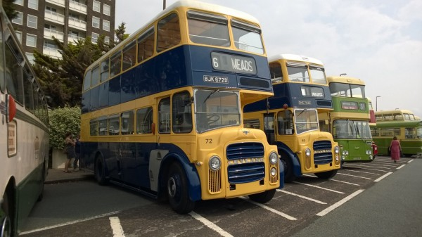 This brace of stunning PD Titan's once operated with Eastbourne Corporation - They were once loyal Leyland operators right up to the end of Leyland's demise in 1993.