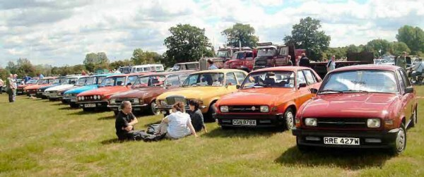 All things BMC / BLare welcome at the 21st BMC/BL Rally in Peterborough (img The Austin Federation)