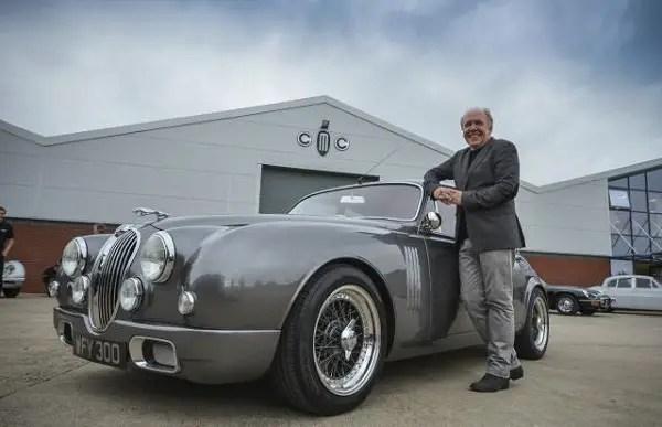 CMC- Ian Callum's Jaguar Mk2.1