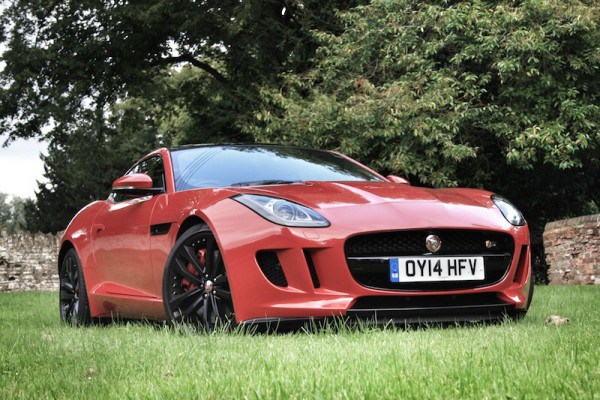 f type front