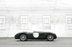 Jaguar Heritage's 1946 Jaguar C-Type