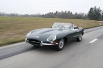 Jaguar Heritage's 1961 Jaguar E-Type