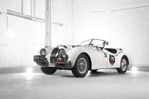 Jaguar Heritage's 1958 Jaguar XK120