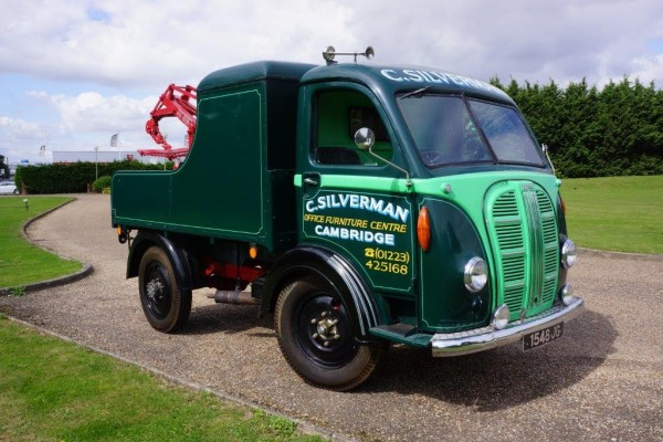 Something a little older, but utterly lovely - K8 Breakdown truck would be perfect for a classic garage