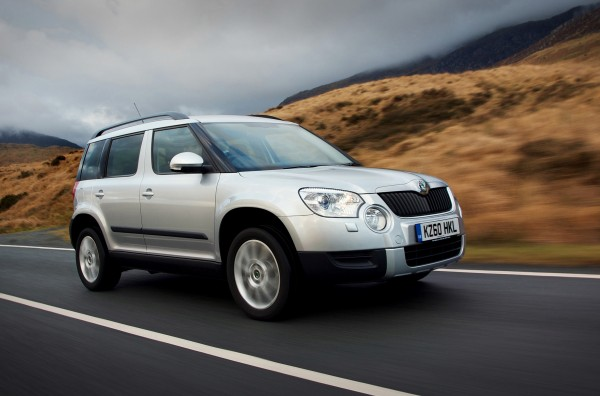 Today's Streetwise? Skoda probbaly wouldn't thank us for saying so, but the co