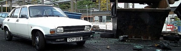 The beast...unleashed. Graham's Allegro adds a little light heartedness to everyone's day...