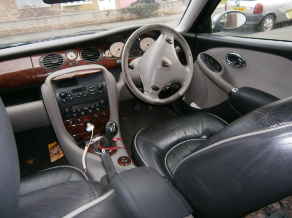 David Whitham's Rover 75 Tourer.3