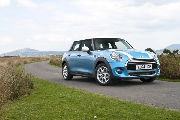 The introduction of the new MINI 5-Door Hatch in October led to a dramatic increase in the brand's fleet sales – up 17 per cent year-on-year