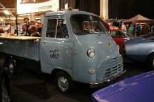 Small Iso lorry