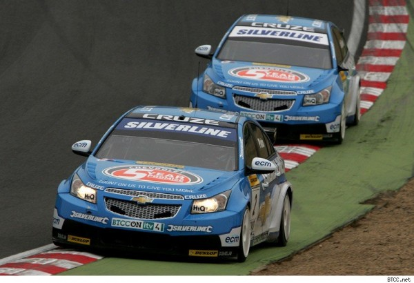 Chevrolet Cruze - a mid-size saloon that made its mark in the British Touring Car Championship driven by Jason Plato - sound familiar?