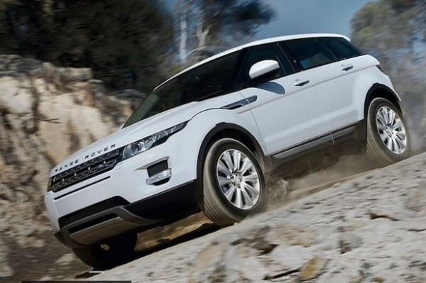 First Chinese built Evoque has now gone on sale