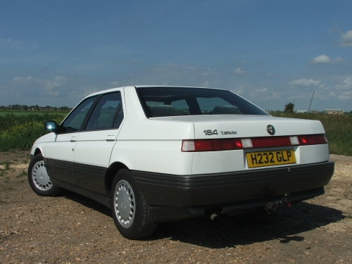 AROnline Editor Craig Cheetham's claim to being a 'petrolhead' was this 164, sold in 2009 - a move he's regretted ever since