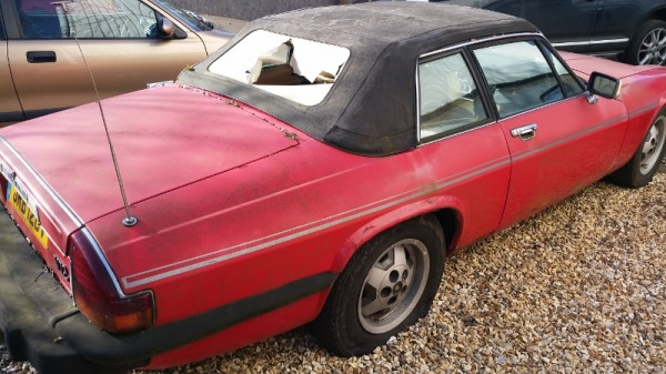 A damaged roof and poorly wheelarches jump out as the most urgently needed repairs, but it's definitely salvageable