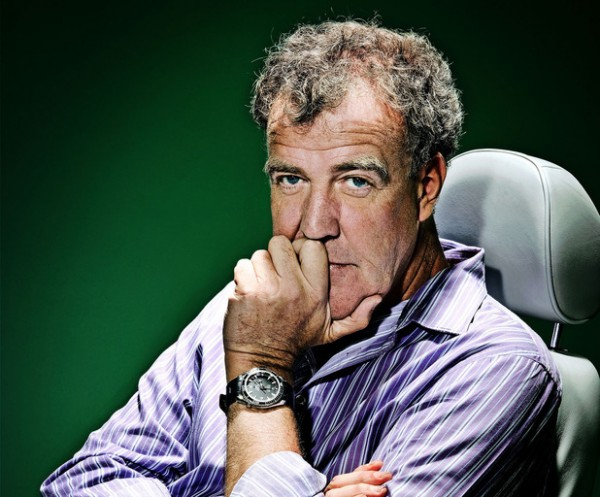 "Clarkson's ""Rumble in the Cotswolds"" seems to be drawing to a conclusion - Image: BBC"