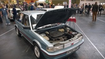 A lovely original unrestored and unmolested S-Series-powered MG Maestro - a very rare machine