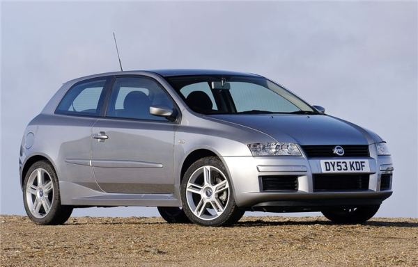 The Fiat Stilo - would it have been a better replacement for the ageing Rover 45?