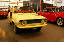 1970 Fiat 850 Shelette by Michelotti
